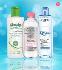 micellar waters for better skin