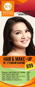 hair and makeup salon in sm manila