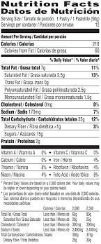 pop tarts nutrition facts 2yamaha