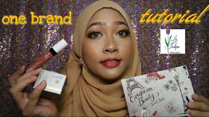 la tulipe one brand makeup tutorial 11