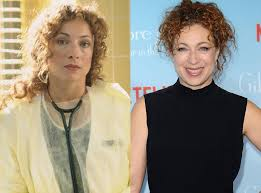 Alex Kingston from ER: Where Are They Now? | E! News