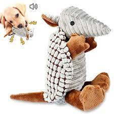 oneisall pet dog plush toy chew sound