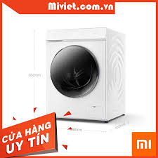 Máy giặt thông minh Xiaomi Mijia 10kg, có chế độ sấy khô, giá chỉ  9,000,000đ! Mua ngay kẻo hết!