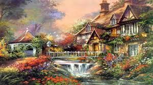 wallpaper paintings art hd