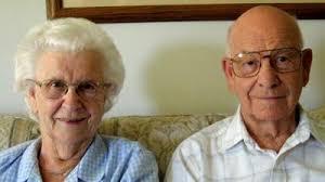Happy 70th Anniversary!: Leon and Glenna Smith | Anniversaries ...