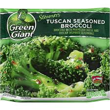 green giant steamers broccoli tuscan