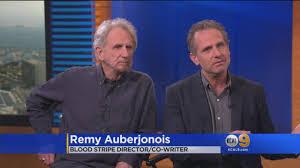 Rene Auberjonois Stars In LA Film Festival Hit 'Blood Stripe' - YouTube
