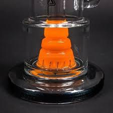 sprocket perc bong bongs glass dab rig