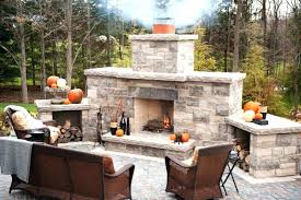 freestanding outdoor electric fireplace