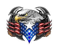 Eagle Crest Full Color Decal Sticker Custom Sticker Shop