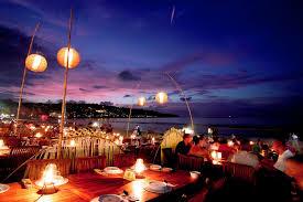 dine at Jimbaran Bali
