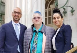 Hida Viloria - Today, I was alternately moved, shocked, saddened and  enraged listening to the attorney for the State Dept arguing that although  my friend and colleague Dana Zzyym was born intersex