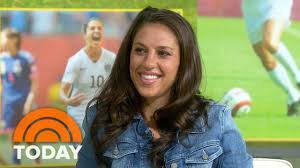 Carli Lloyd: It Took Me 13 Years To Realize I Could Be A Soccer Star |  TODAY - YouTube