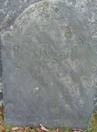Abigail Reed Stone (1686-1767) - Find A Grave Memorial