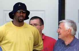 Michael Jordan wouldn't be Jordan without Dean Smith