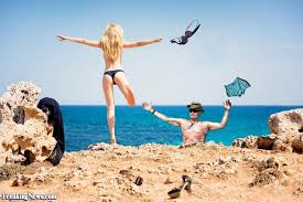 funny beach pictures freaking news