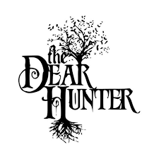 The Dear Hunter Band Logo Vinyl Decal Sticker