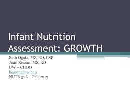 ppt infant nutrition essment