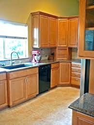 glass wall kitchen cabinets medium size