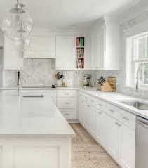 10 white quartz countertops that look