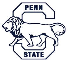 Ncaa0639 Penn State Nittany Lions Logo Die Cut Vinyl Graphic Decal Sticker Ncaa