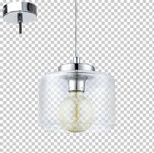 eglo lighting glass pendant light png