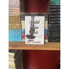 buku novel setelah hujan reda karya boy candra shopee