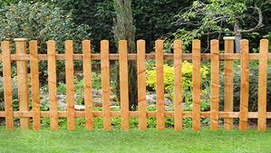 Picket Fencing Picket Fences Garden Fencing Homebase