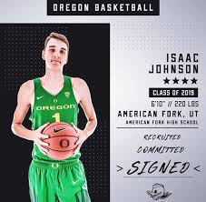 What is Oregon getting in Isaac Johnson | Prep Hoops