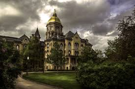 university of notre dame hd wallpaper