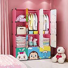Amazon Com Kids Closet Storage