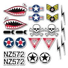 Shark Teeth Hard Hat Stickers Skull Welder Helmet 22 Decals Motorcycle Toolbox Ebay