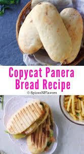 panini bread recipe best bread for