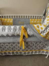 boy baby bedding crib set gray and