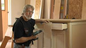 build a simple jig to drill cabinet