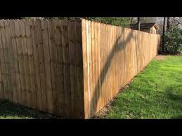 Average Wood Fence Installation Cost Per Foot Calculator 2020 Cedar Or Pine Pressure Treated Wood Fence Prices