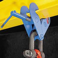 lifting handling beam equipment hire