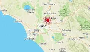 Roma, scossa di terremoto di magnitudo 3.3: tanta paura ma nessun ...