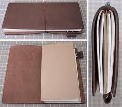 midori traveler s notebooks