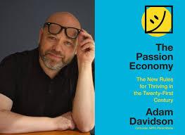 "VIDEO: Adam Davidson - ""The Passion Economy"" | Events"