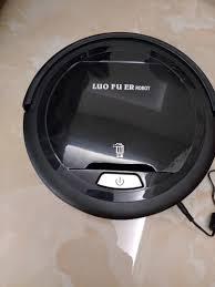 Luofuer K5 quét robot lau máy lau nhà tự động một máy hút bụi thông minh  siêu mỏng mini - Robot hút bụi | Tàu Tốc Hành