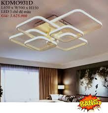 Đèn ốp trần LED 3 chế độ màu – Thế Giới Đèn Trang Trí