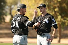 White Sox catcher Yasmani Grandal says his calf is nothing to worry about -  Chicago Sun-Times