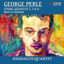 George Perle, 'String Quartets Nos. 2, 5, & 8; Molto Adagio' - The ...