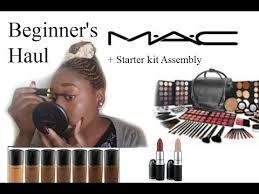 mac makeup starter kit for beginners