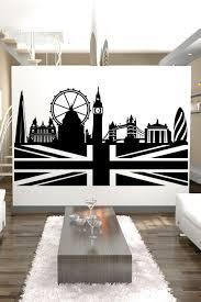 Wall Decals London Skyline Walltat Com Art Without Boundaries