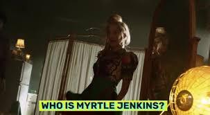 Myrtle Jenkins | Gotham Wiki | Fandom