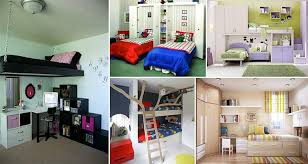 15 Amazing Space Saving Designs For Your Kids Bedrooms