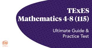 texes math 4 8 115 free practice test