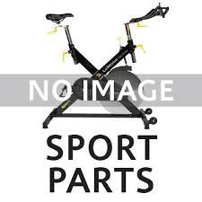 Decal Cross Frame Left Hoist Fitness